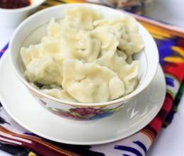 豇豆羊肉饺子