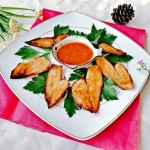 烤鲽鱼片#盛夏餐桌#