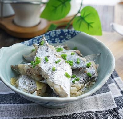 #盛夏餐桌#蒸葱油带鱼