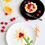 简单的水果拼盘#盛夏