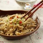 酸菜苕粉肉丝