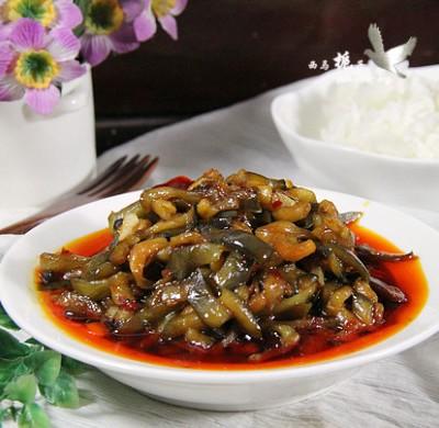 鱼香素茄丝#盛夏餐桌#