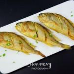 香煎黃花魚