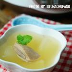 #盛夏餐桌#冬瓜螺片鸭