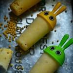 #盛夏餐桌#绿豆奶冰棒
