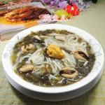 淡菜怎么吃-雪菜淡菜汤面