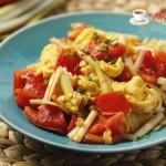 韭黄番茄炒鸡蛋