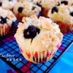 金宝顶蓝莓玛芬
