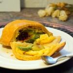 牛油果水果饺