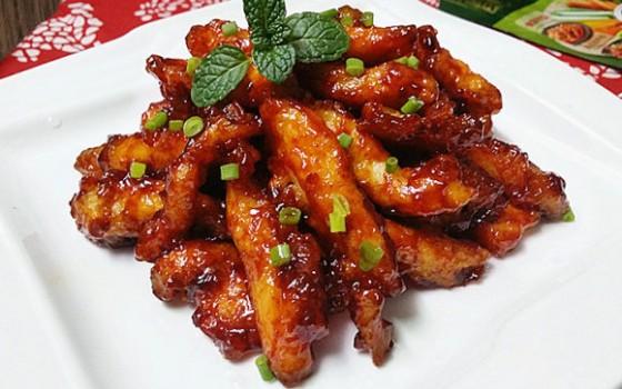 韩式糖醋肉