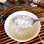 白米绿豆粥