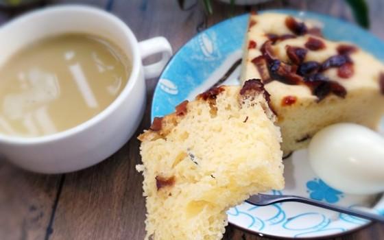红枣牛奶发糕