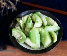 素炒蒜蓉丝瓜