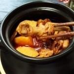 酱香鸭腿炖土豆