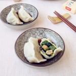 海米焖子菠菜馅水饺