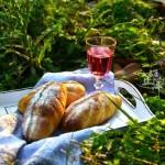 蔓越莓全麦包