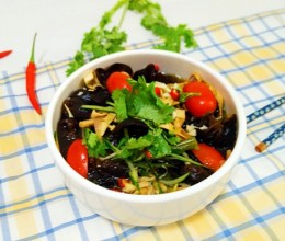 捞汁什锦菜