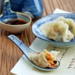 鲜虾什锦水饺