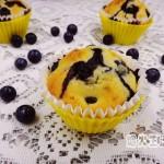 爆漿藍莓瑪芬蛋糕