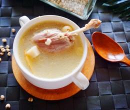 三伏养生老鸭汤