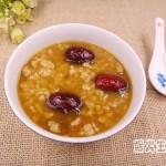 红枣全麦疙瘩汤
