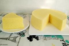 蒸玉米粉蛋糕