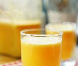 混合夏橙汁