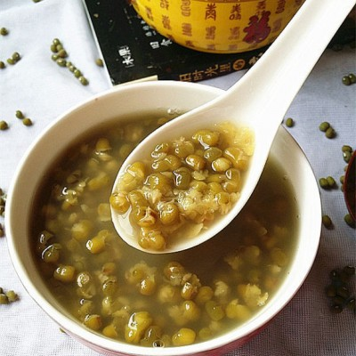 绿豆的功效与作用-绿豆汤
