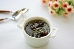 刺参莼菜汤