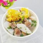 玉米山药脆骨汤