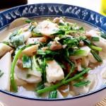 椒香豆豉豆腐锅