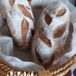 杂粮粉黑面包