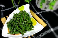 橄榄菜拌长豆