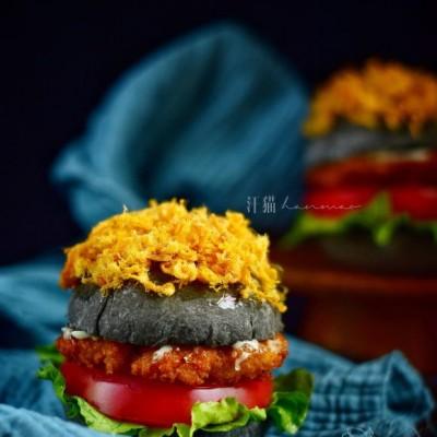 憤怒的漢堡