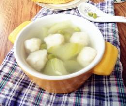 鱼丸冬瓜汤