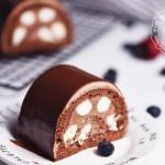 巧克力馬鞍蛋糕