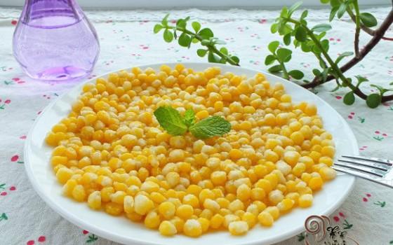 香甜玉米烙