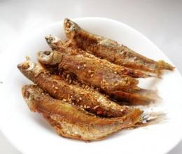 香煎小白鱼
