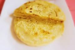 芝麻油酥千层饼