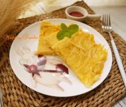 蛋香土豆饼