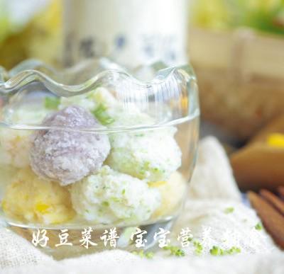 米粉蔬菜虾球