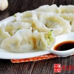 黄瓜猪肉水饺