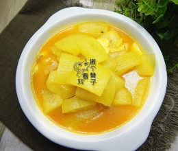 咖喱冬瓜块