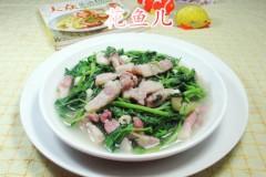咸肉怎么吃-咸肉炒白米苋