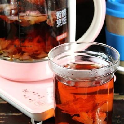 洛神玫瑰花草茶