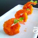 黄金基围虾