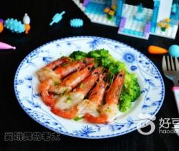 葱香竹节虾