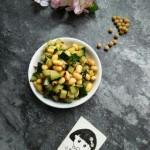 黄瓜凉拌黄豆