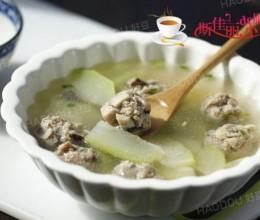 葫芦汆丸汤