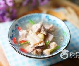 双莲排骨汤